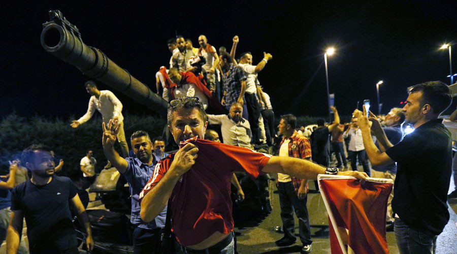 Norway grants asylum to Turkish military officers fearing persecution after coup attempt