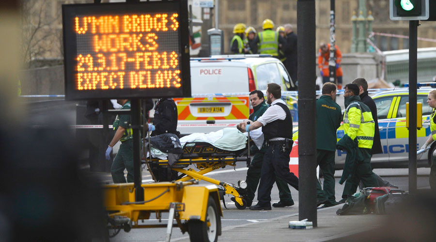 ISIS claims its 'soldier' carried out UK Parliament attack
