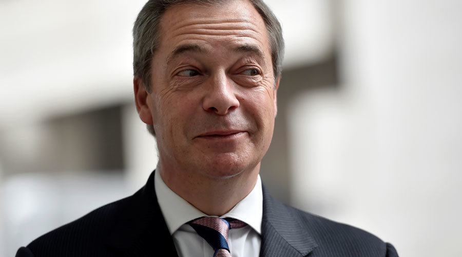 Farage blames terrorist attack on UK's multiculturalism, though over half of victims were foreign