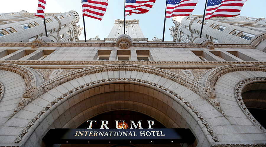 Trump's DC hotel in 'full compliance', federal agency sees no conflict of interest