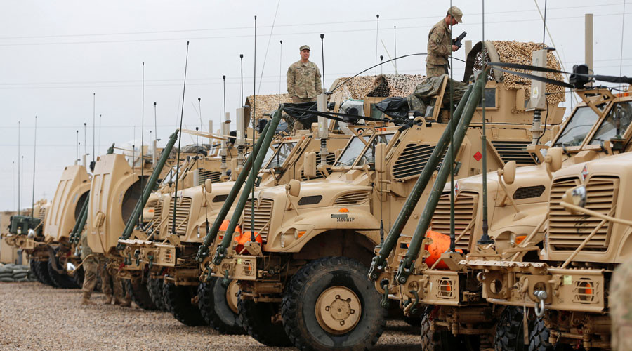 US troops to stay in Iraq after fight against ISIS ends – Defense Dept. officials