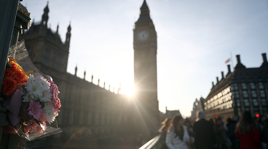 Timeline of Westminster terrorist attack: How events unfolded (STREET VIEW)