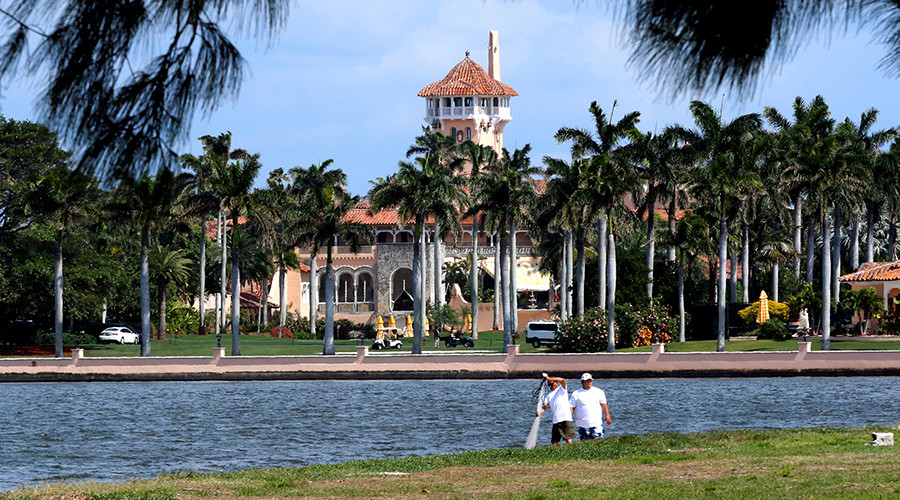 MAR-A-LAGO Act introduced to disclose 'southern White House' visitor records