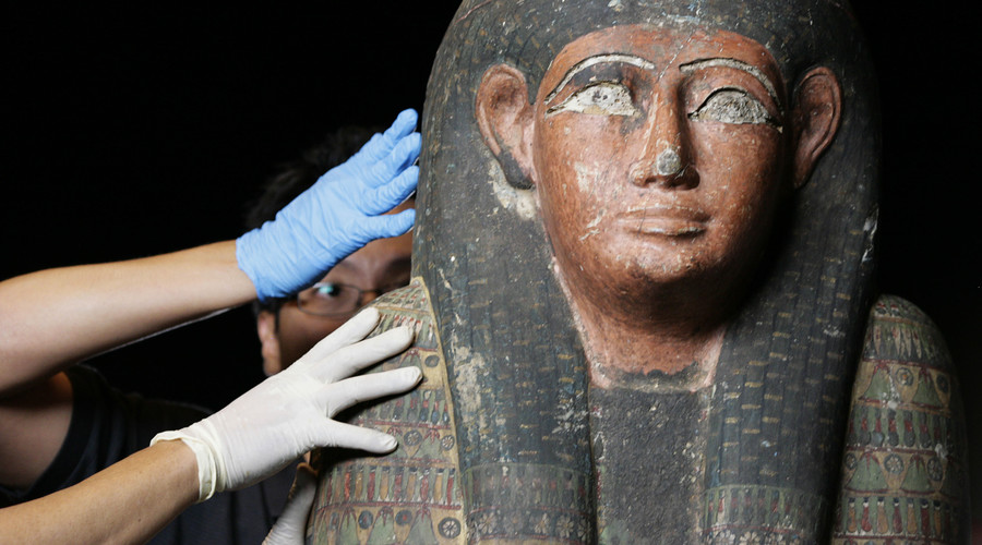 4,000yo tomb discovery sheds new light on lives of Egyptian noblemen (VIDEO, PHOTOS)