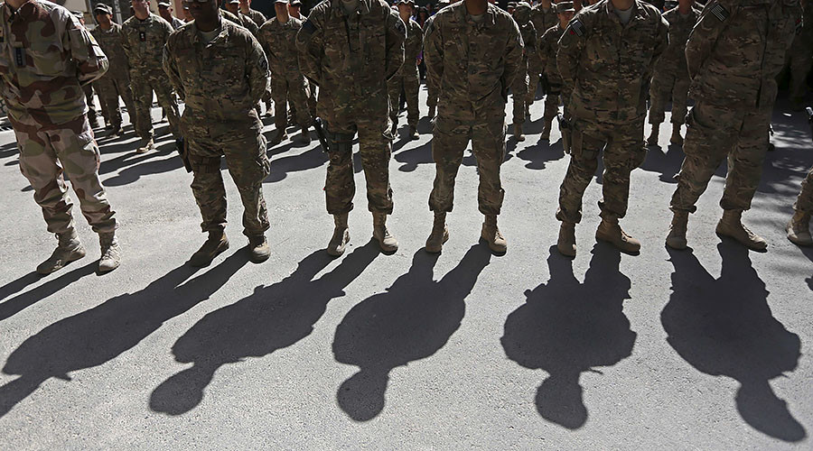 'We can't walk away': US commander wants more intl troops in Afghanistan