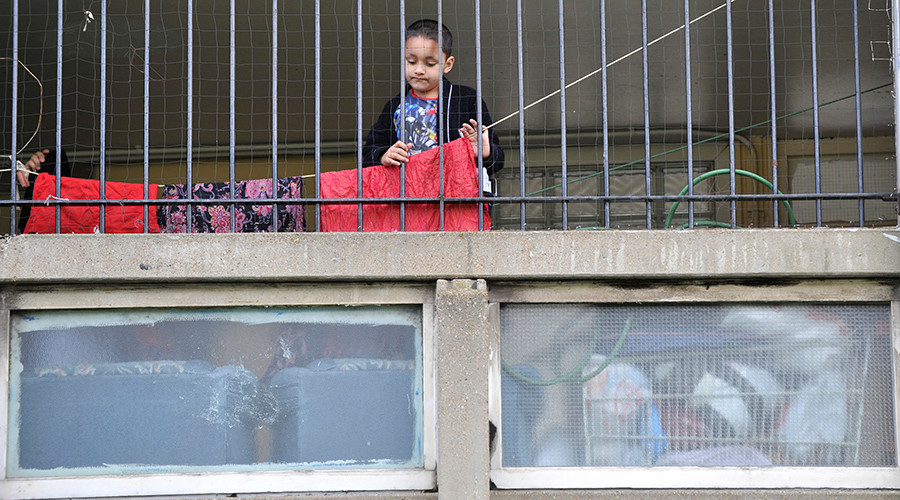 Britain's poorest children constantly moving house & going hungry – study