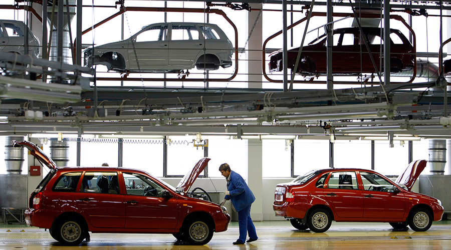 Top Russian automaker considers delisting from Moscow Exchange - reports