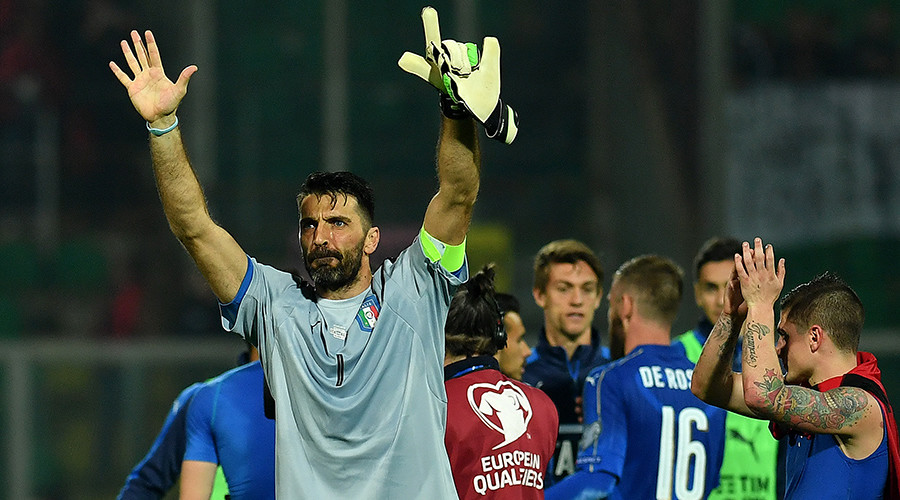 1,000 not out for Buffon, Ronaldo at the double & a Dutch disaster – European World Cup qualifiers