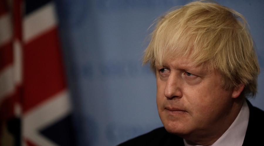 UK Foreign Secretary Boris Johnson postpones Moscow visit to make room for NATO meeting
