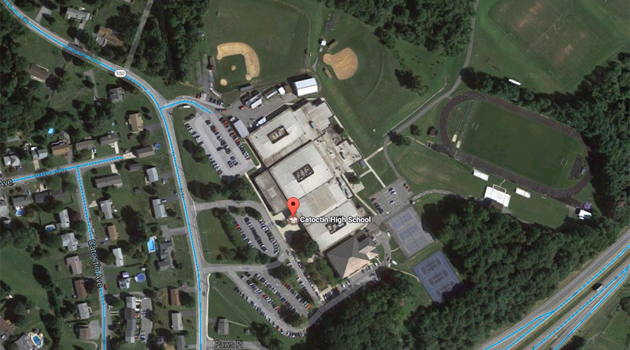 Maryland honor student plotted to bomb and shoot up high school - police