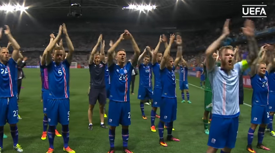 Iceland experiences baby boom 9 months after Euro 2016 victory over England
