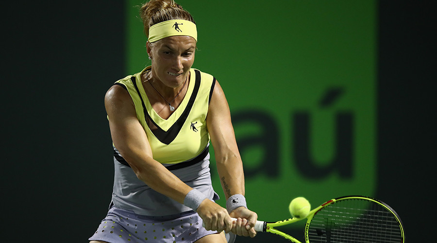 'Go back to Moscow': Kuznetsova tennis fans distastefully jeered at Miami Open