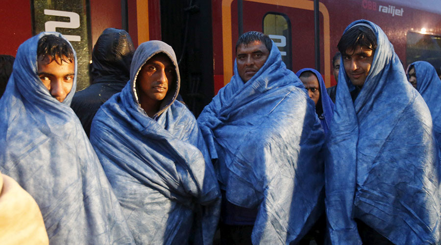 Austria seeks to withdraw from EU mandatory refugee quota system
