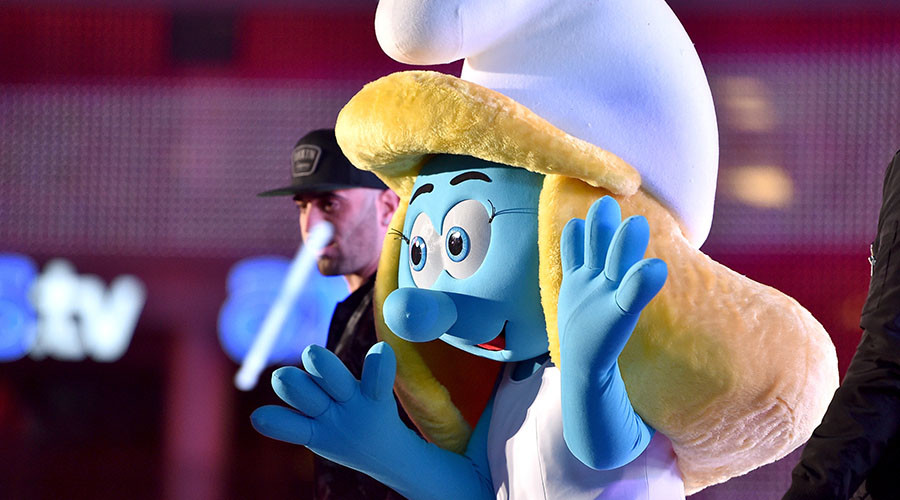 Smurfette censored from Israeli movie poster in ultra-religious city (PHOTO)