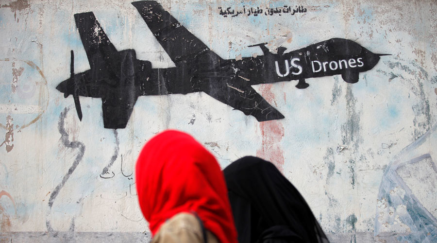 'Excessively objectionable' app tracking US drone strikes cut from Apple store