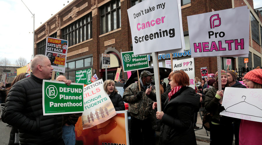 'Fetal tissue' Planned Parenthood video makers charged