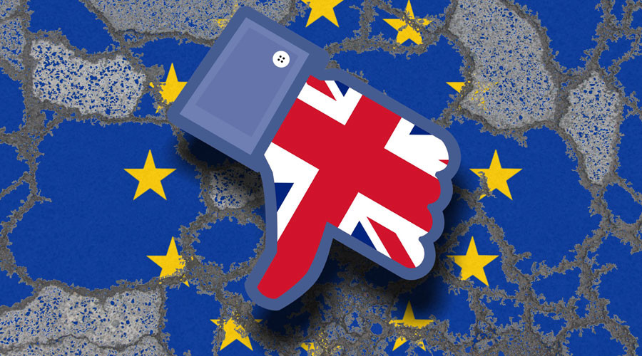 Brexit Day: EU divorce met with sadness & celebration on social media