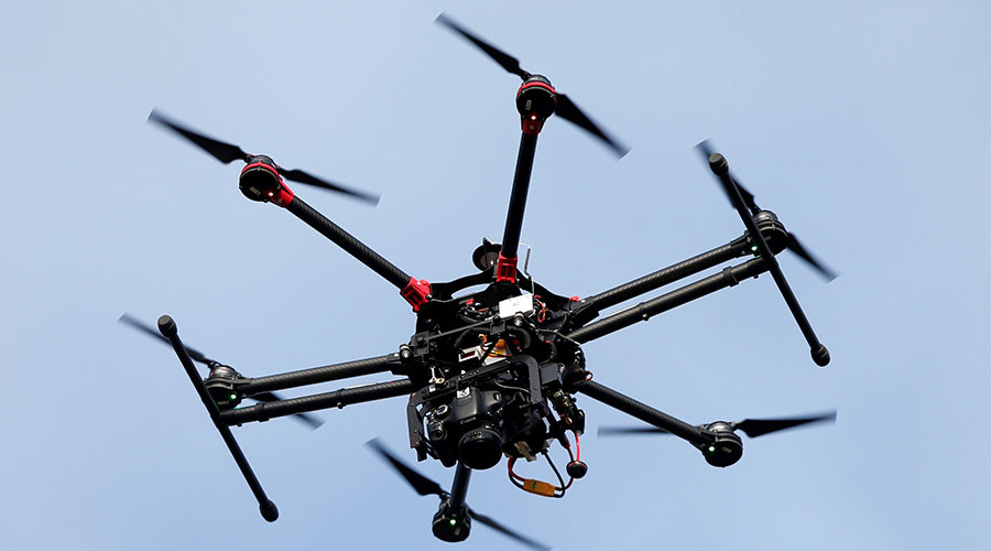 Weaponized civilian drones a 'tangible reality' – US officials