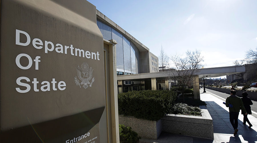 US State Department employee charged with taking bribes from Chinese spies & lying about it
