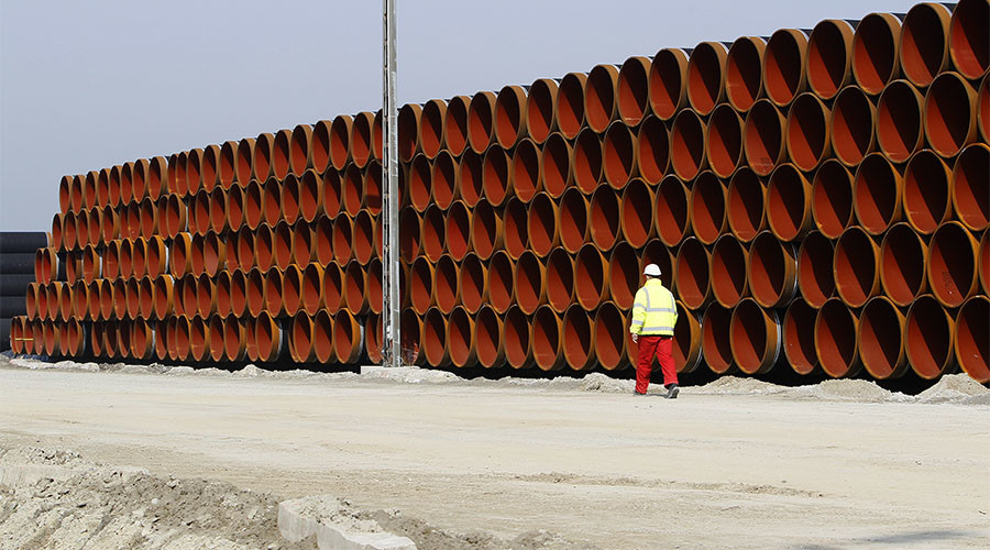 EU gives up blocking Russia's Nord Stream-2 pipeline - report