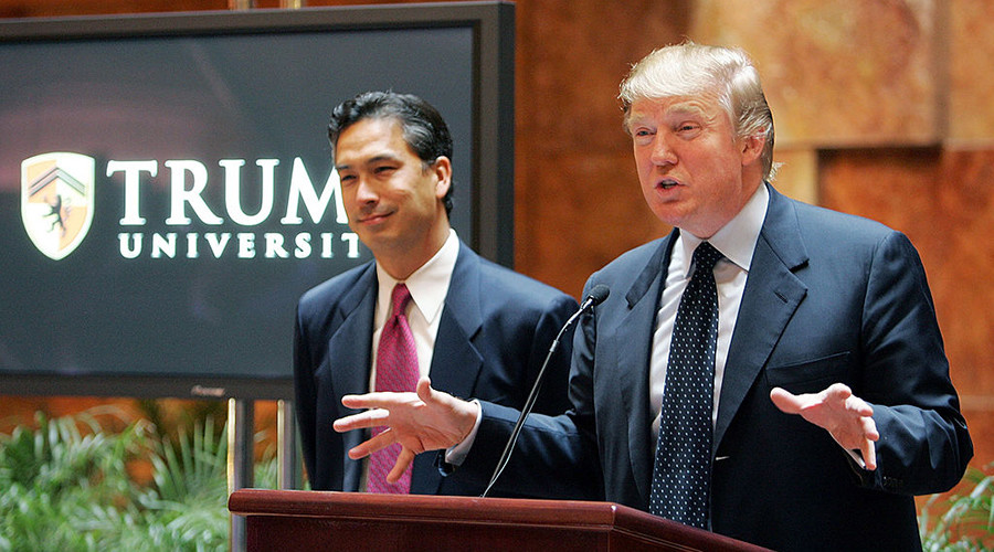 Judge approves $25mn settlement in Trump University case