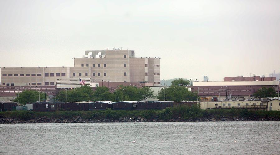 NYC mayor backs plan closing controversial Rikers Island jail