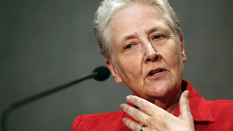 Marie Collins has resigned from the Pontifical Commission for the Protection of Minors.  © Alessandro Bianchi