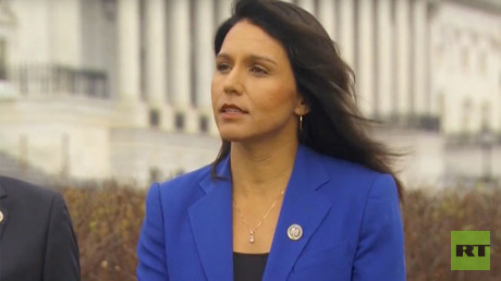 US Representative Tulsi Gabbard (D-Hawaii) ©