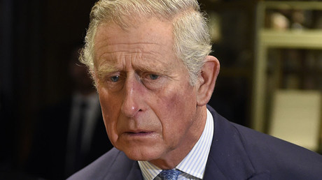 Britain's Prince Charles. ©Lionel Bonaventure