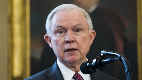 U.S. Attorney General Jeff Sessions. © Jim LoScalzo / DPA / Global Look Press
