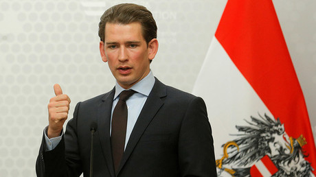 Austrian FM calls for refugee centers outside of EU borders
