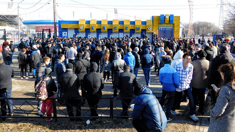 Rostov v Man Utd online ticket sales cut causes massive overnight queues