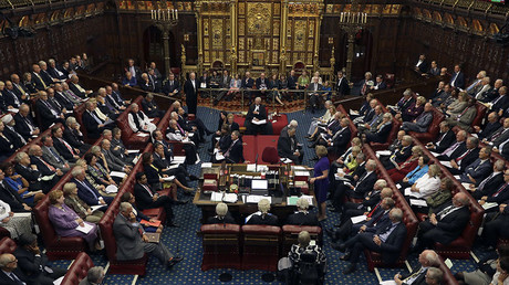 Lords defeat government again, backing second Brexit bill amendment