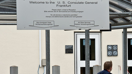 WikiLeaks says CIA #Vault7 docs reveal US consulate in Frankfurt as hacking base