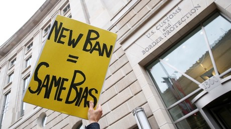 Hawaii challenges Trump's new travel ban in court