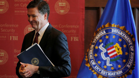 'No such thing as absolute privacy in America' – FBI Director Comey