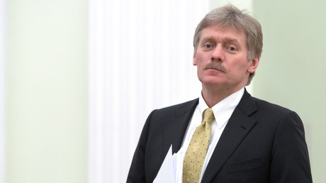 Dmitry Peskov, Deputy Chief of the Presidential Executive Office, Presidential Press Secretary © Sergey Guneev