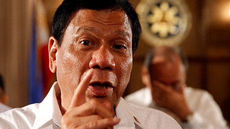 Duterte orders military to tell China that Philippine Sea area 'is ours,' but in a friendly way