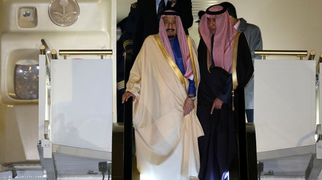 2 golden escalators, 10 aircraft, 500 limos & 1200 luxury rooms: Saudi king's lavish trip to Japan