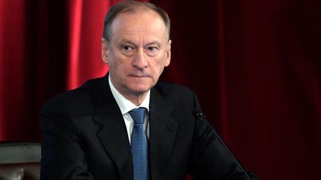Secretary of the Russian Security Council Nikolai Patrushev © Grigoriy Sisoev