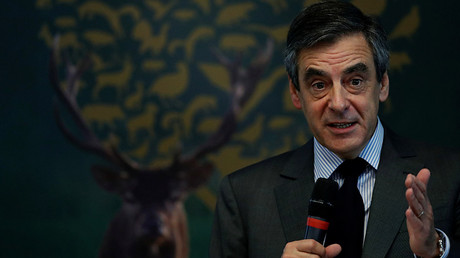 Francois Fillon © Christian Hartmann / Reuters