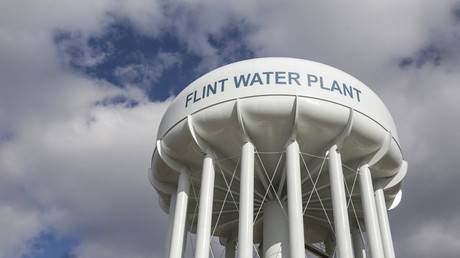 6 arrested at contentious Flint water town hall meeting