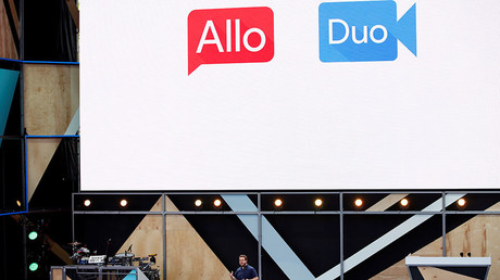 Google's message app Allo overshares data with friends