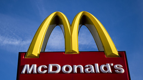 McDonald's claimed their account was compromised. © Petter Arvidson / Global Look Press via ZUMA Press