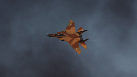 Syria claims Israeli jet shot down after strike near Palmyra, IDF says all aircraft undamaged