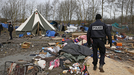 France seeking closure of MSF-built camp over 'unacceptable' behavior by some migrants