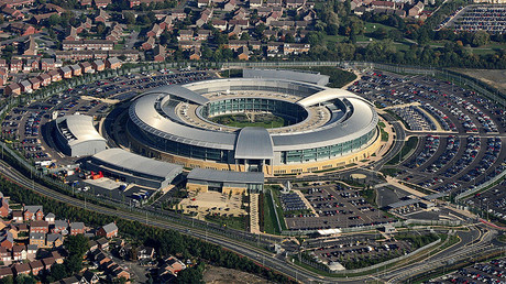 GCHQ the Government Communications Headquarters © David Goddard