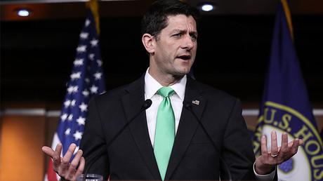 U.S. Speaker of the House Paul Ryan © Win McNamee / Getty Images