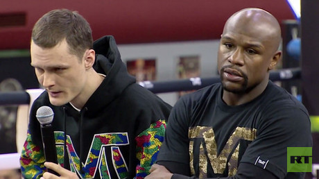 'Patience comes with experience' – Mayweather on retirement, McGregor & Moscow