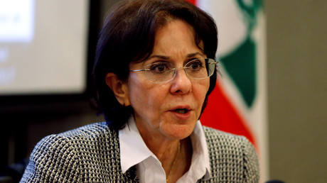 U.N. Under-Secretary General and ESCWA Executive Secretary Rima Khalaf © Mohamed Azakir / Reuters